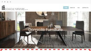 Domicile Furniture Chicago