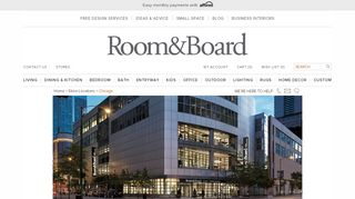 Room & Board Chicago