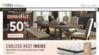 Ashley Furniture Minnesota