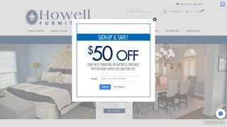 Howell Furniture Texas