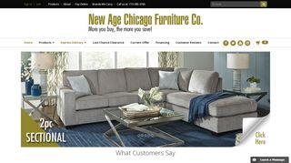 New Age Chicago Furniture