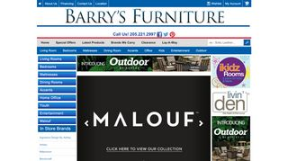 Barry's Furniture