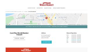 World Market Oxnard