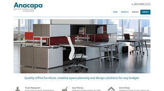 Anacapa Office Furniture