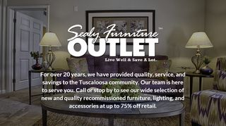 Sealy Furniture Outlet
