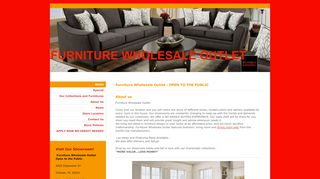 Furniture Wholesale Outlet