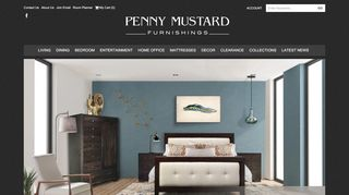 Penny Mustard Furniture