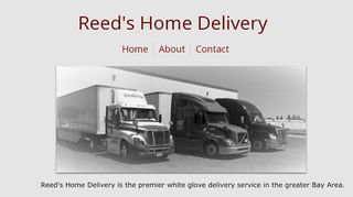 Reed's Home Delivery