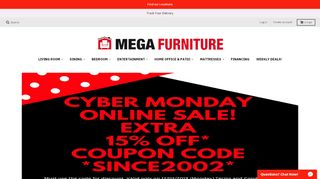 Mega Furniture Gilbert