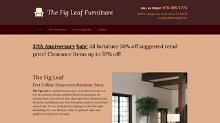 Fig Leaf Fine Furniture