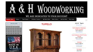 A&H Woodworking