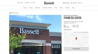 Bassett Furniture Atlanta